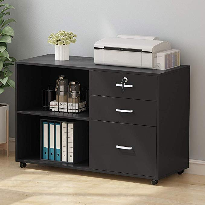 Pin By Tammy M On For The Home In 2020 Filing Cabinet Open Storage Printer Stand