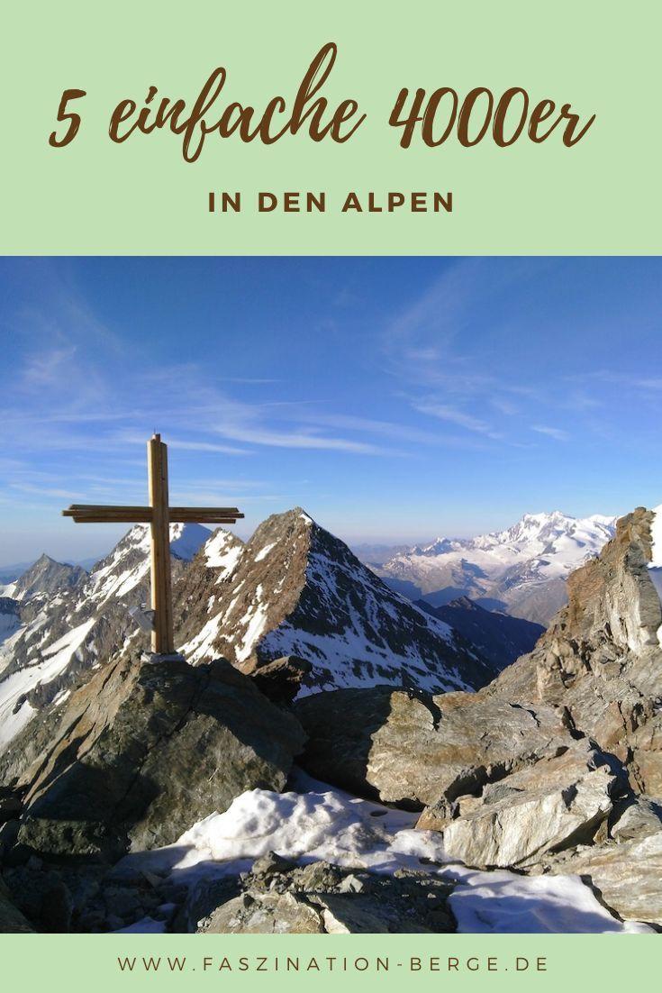 Photo of Die 5 einfachsten 4000er der Alpen