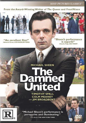 Today in history. Michael Sheen born in 1969. I hate football but loved this film:
