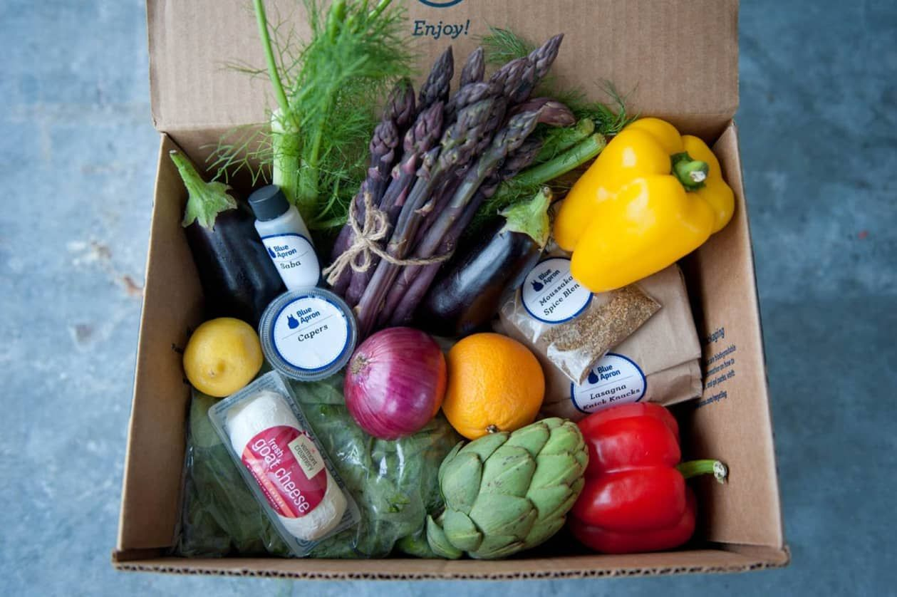 7 Reasons To Give Blue Apron a Try Today in 2020 Blue