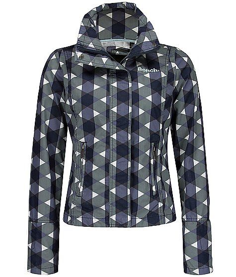 Bench Checkered Jacket From Buckle Checkered Jacket Jackets For Women Women S Coats Jackets