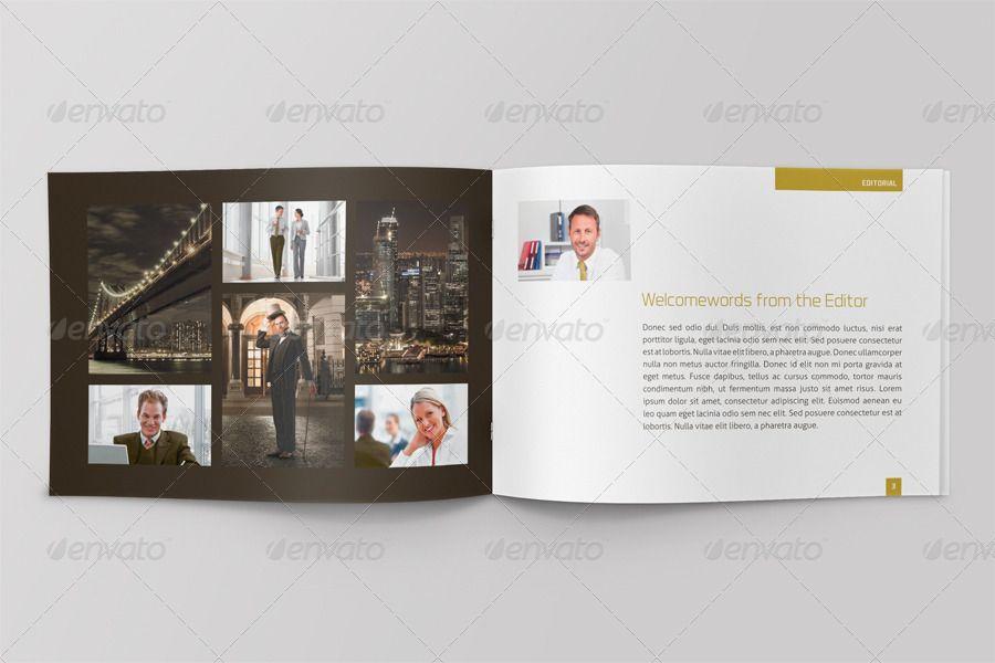 Exclusive Horizontal Brochure #Ad #Exclusive, #SPONSORED, #Horizontal, #Brochure