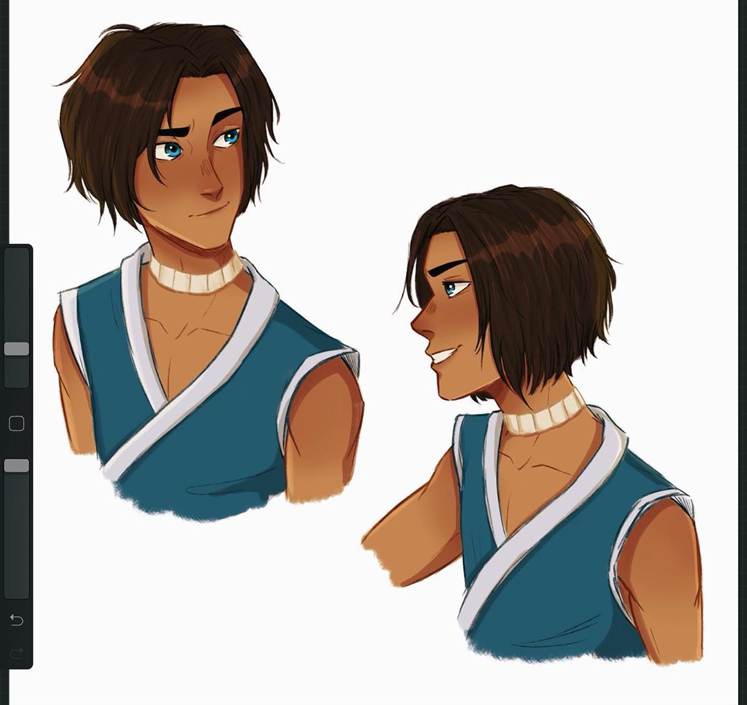 Side Account On Instagram Sokka With His Hair Down That S All Sokka Avatarthelasta In 2020 Avatar Airbender Avatar Fan Art Avatar Legend Of Aang