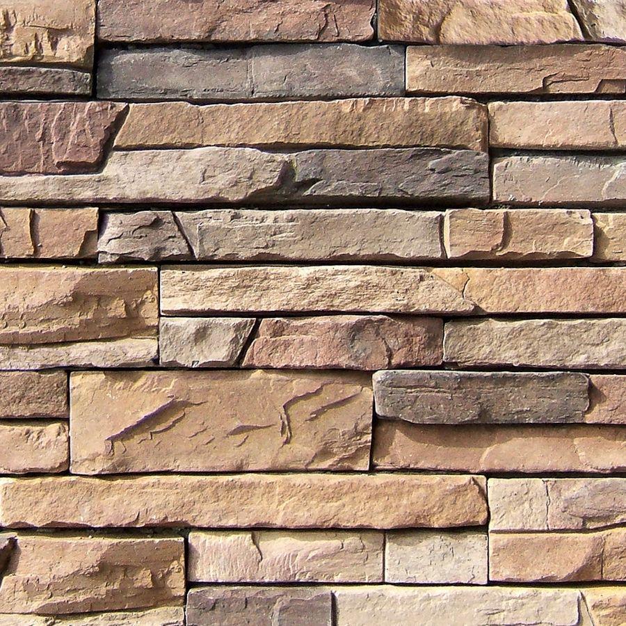 Shop Coronado 100 Linear Ft. Carmel Mountain Ledgestone Stone ...
