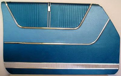 Door Panels Sms Auto Fabrics Panel Doors Paneling Ford Galaxie 500