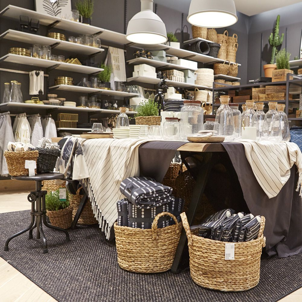 The Hm Home Department At Its New London Store Is A Dream Come True