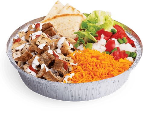 Menu The Halal Guys Halal City Restaurants Menu