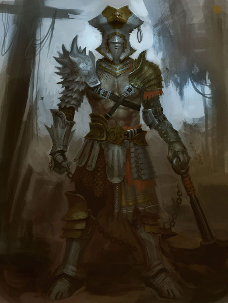 Pirate Armor from Guild Wars 2   Armor & Clothing Design   Guild