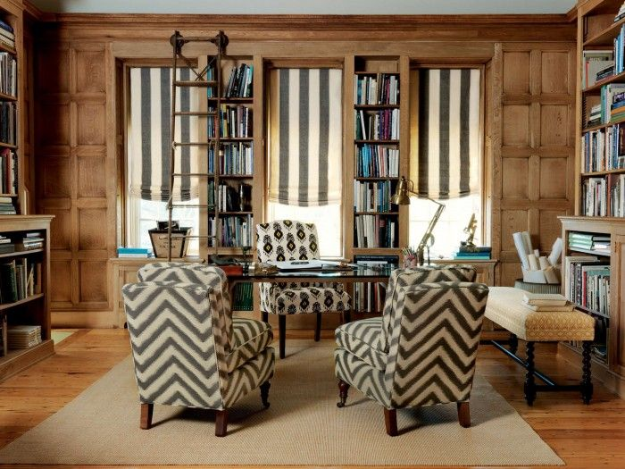Charmant Calico Nate Berkus Fabric Collection Office