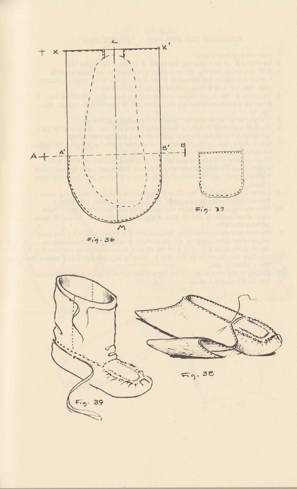 Introducing New Worlds With A Shrug Extra Moccasin Patterns Moccasin Pattern Sewing Leather Diy Moccasins