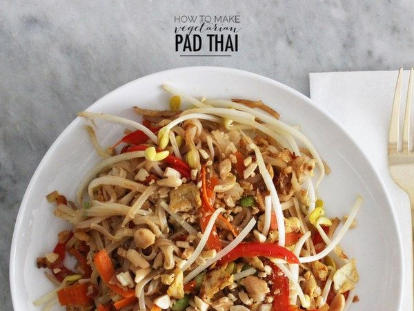 Failproof veggie pad thai in a flash cooking photos tasty dishes failproof veggie pad thai in a flash food network canada forumfinder Choice Image