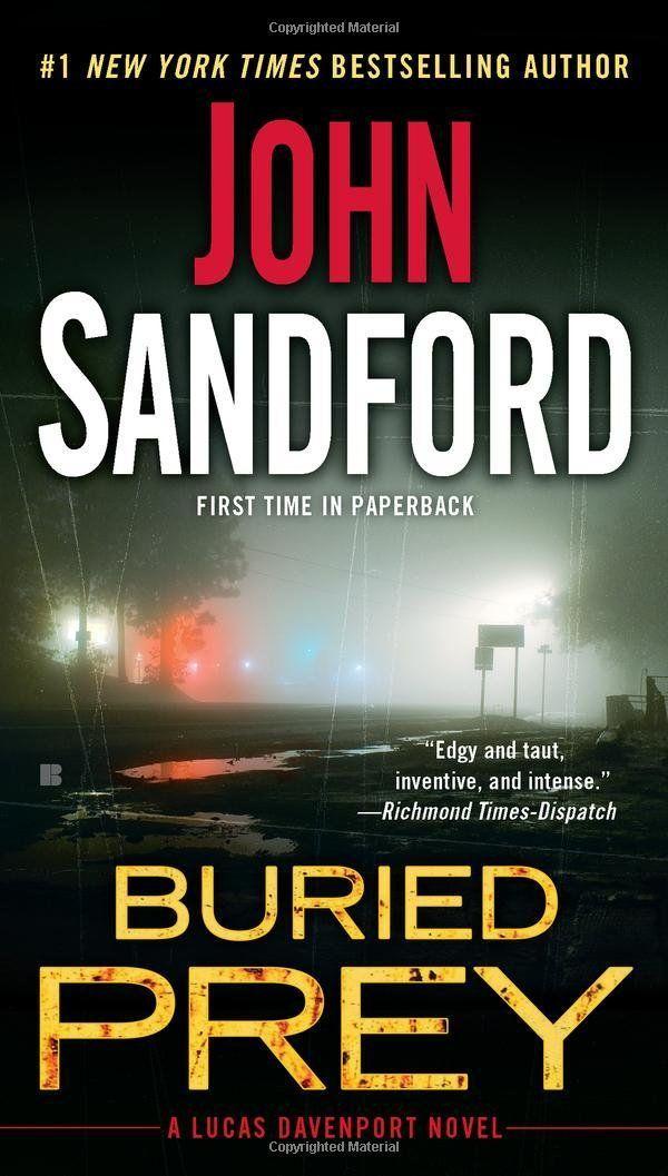 Buried Prey: John Sandford: 9780425247891: Amazon.com: Books