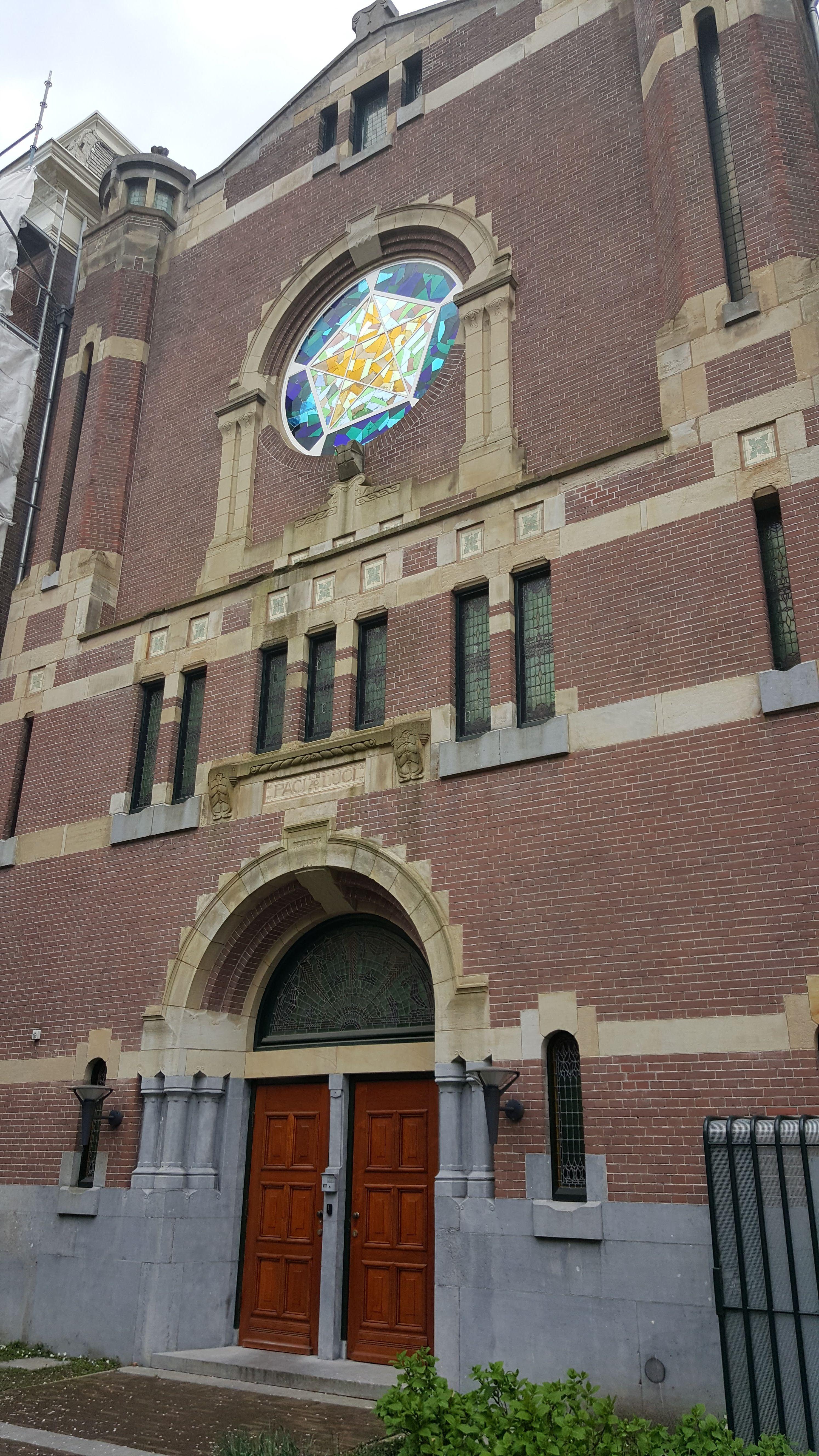 Masonic Lodge In Amsterdam The Netherlands Masonic Pinterest