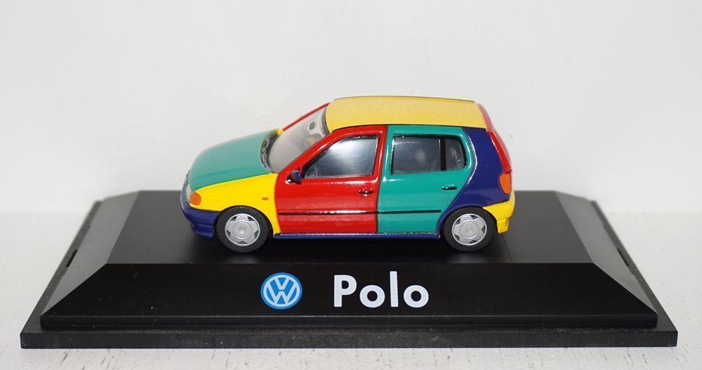 VW Polo Harlekin Sticker
