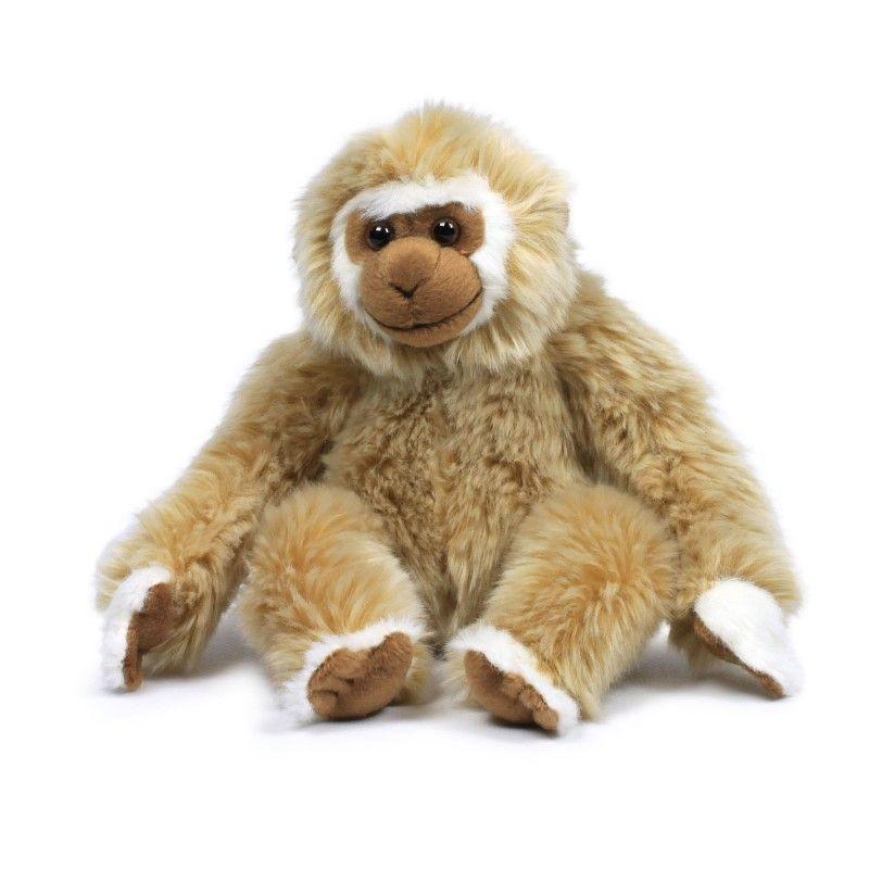 WNF Pluche - Gibbon Zittend 23cm  WNF Pluche - Gibbon Zittend 23cm  EUR 20.95  Meer informatie