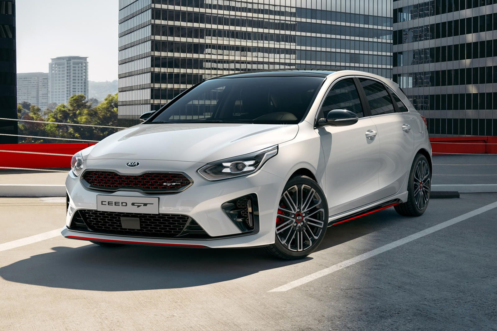 2019 Kia Ceed Gt Could Preview The New Forte5 Hot Hatch Kia