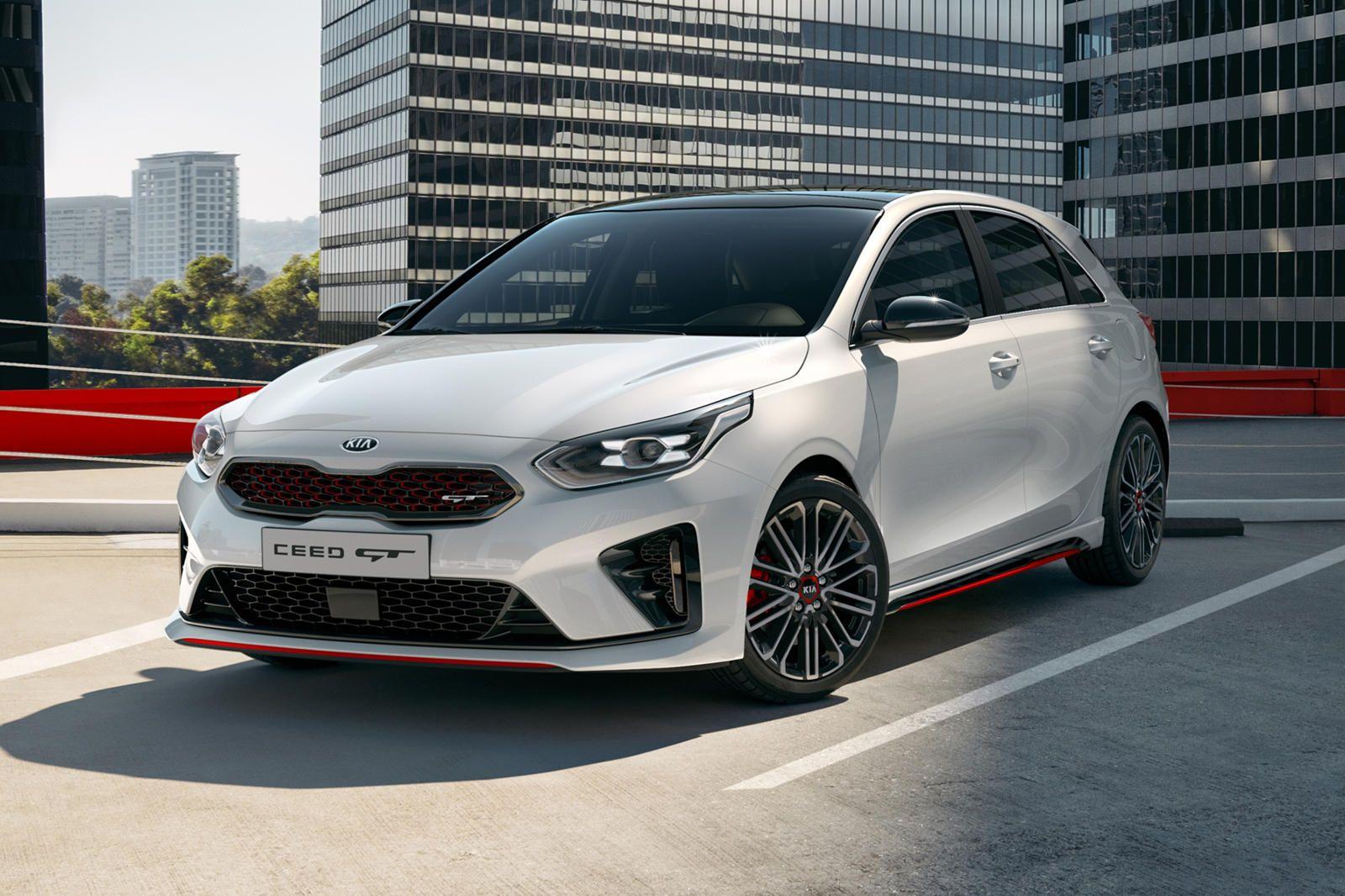 2019 Kia Ceed Gt Could Preview The New Forte5 Hot Hatch Kia Autos Motores Sensor De Lluvia