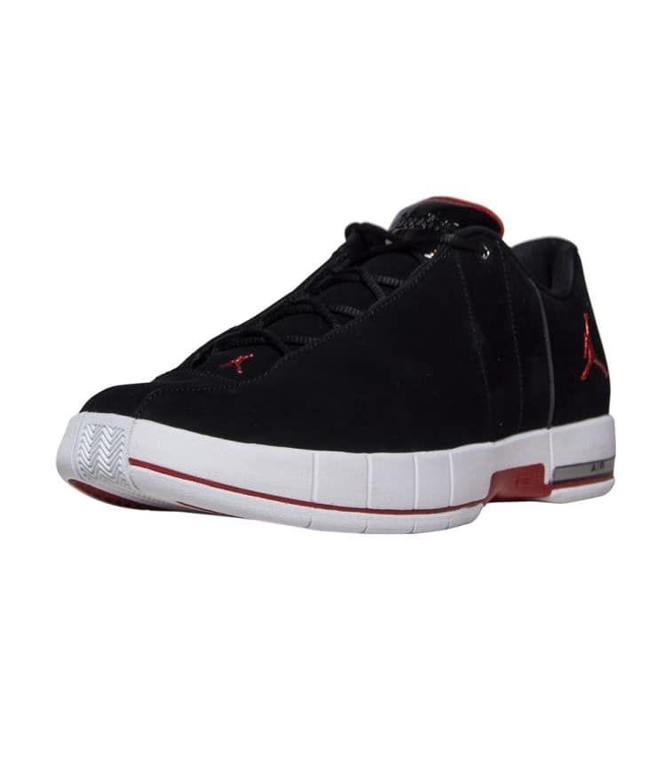 Jordan Te 2 Sneakers In Black/gym Red