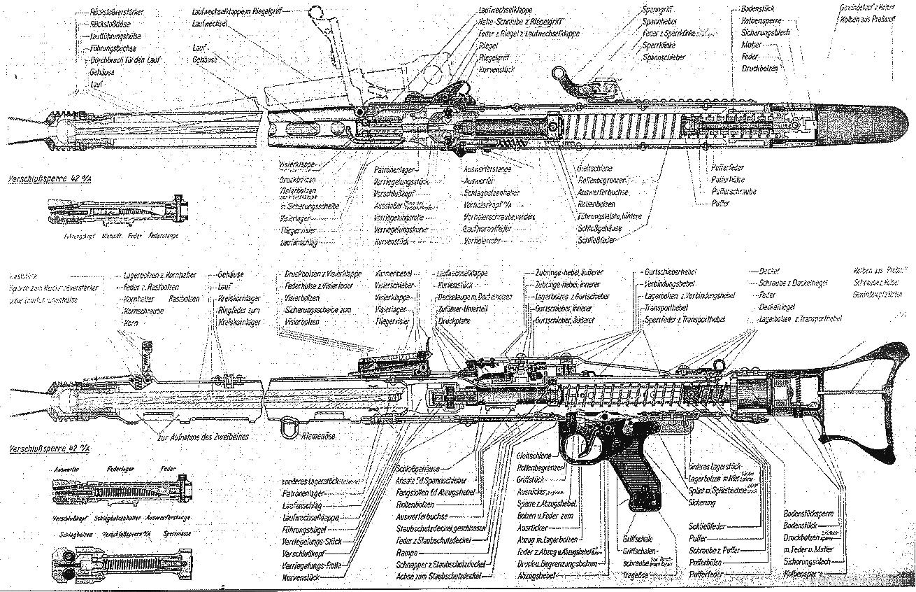 Mg42 Diagram