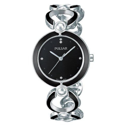 Pulsar Uhren Womens Quartz Watch Modern PH8029X1 with Metal Strap *** You can find more watch details by visiting the image link.