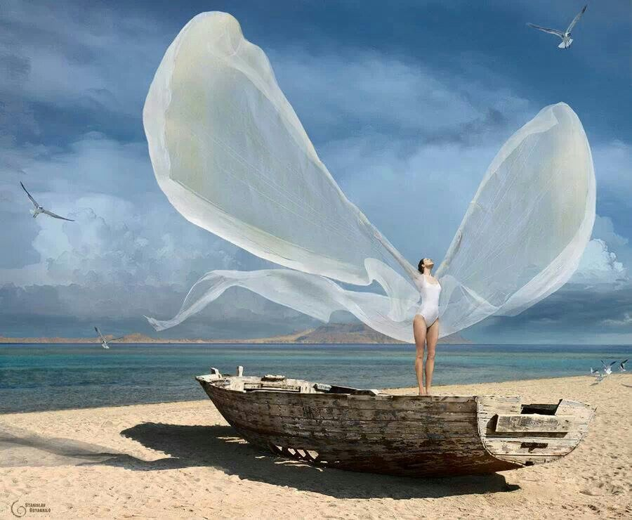 Freedom :) From: Faerie Magazine