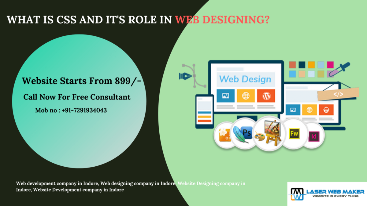 What Is Css And It S Role In Web Designing What Is Css Web Design Css
