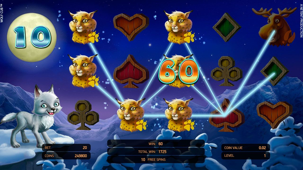 Spiele Wolf Cub - Video Slots Online