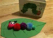 The Very Hungry Caterpillar Is A Childrens Classic And Easy To Pair With Craft For Extra Fun What You Need Green Sheet Of Foam Or Construction Paper