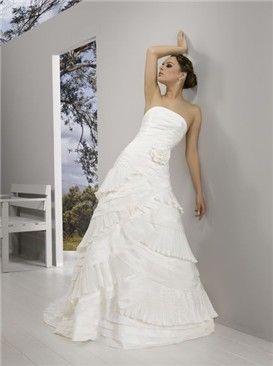 aad83d22f Vestidos de novia en alquiler