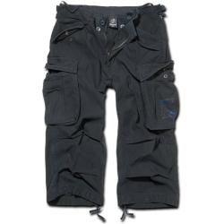 Photo of Brandit Industry 3/4 shorts black 2xl Brandit
