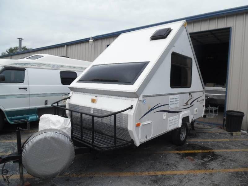 2007 Aliner Expedition for sale - Inverness, FL   RVT com