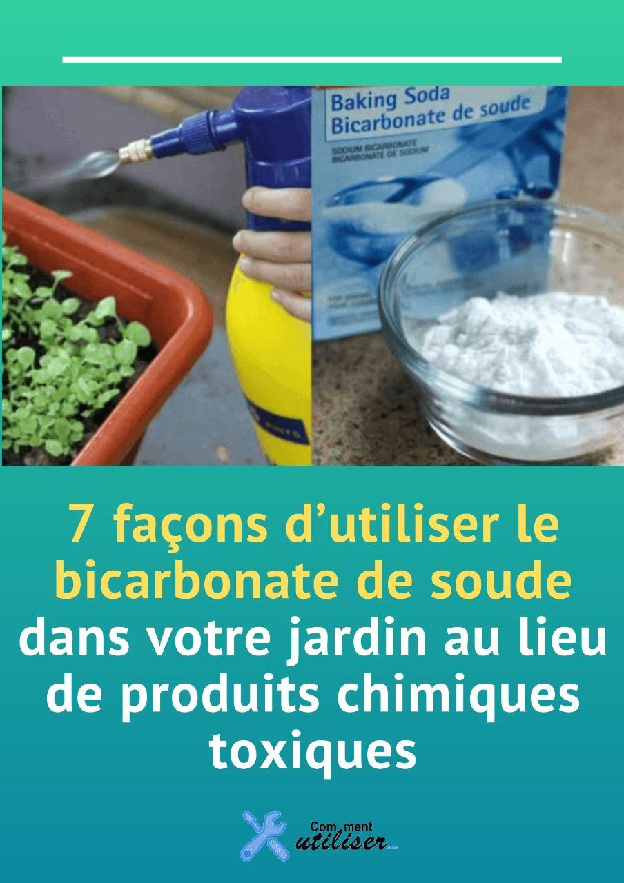 7 façons d'utiliser le bicarbonate de soude dans votre ...