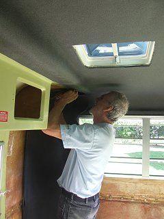 Car Repair Places Near Me >> alternative to ensolite | Fiberglass camper, Travel trailer organization, Trillium trailer