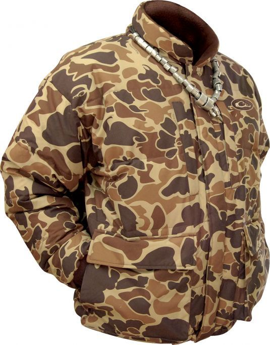 842fd17aaa03e Old School LST Down Coat | Duck Hunting | Hunting shirts, Hunting ...