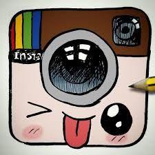 Wow This Looks Like Instagram Dibujos Kawaii Dibujos