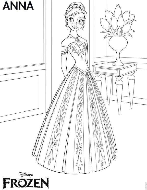 Frozen Party Frozen Coloring Pages Frozen Coloring Sheets