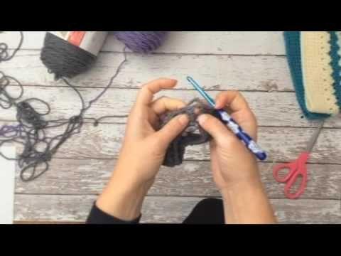 tutorial de gorro para coleta   Accesorios, bufandas, cuellos,etc ...