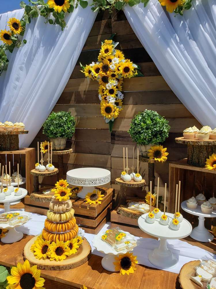 Arianna and Andrea's 1st communion | CatchMyParty.com ...