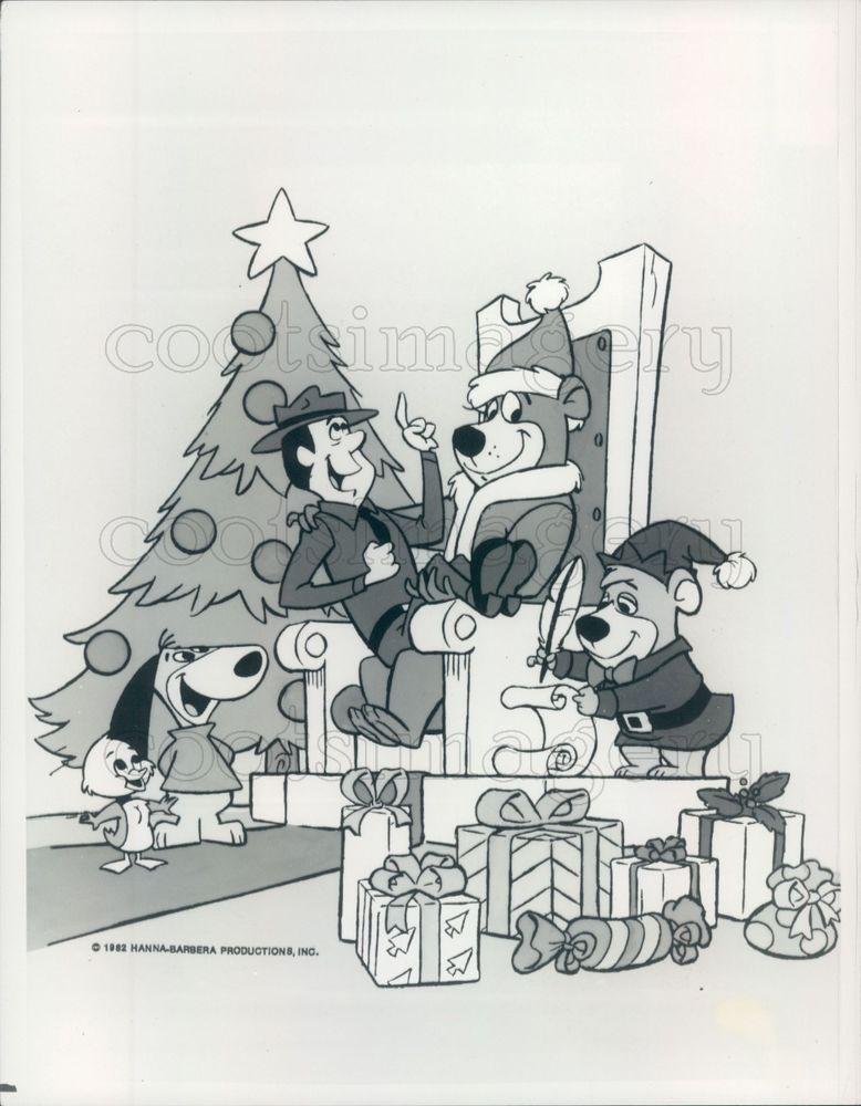 Yogi Bears All Star Comedy Christmas Caper.Details About 1982 Press Photo Yogi Bear All Star Comedy