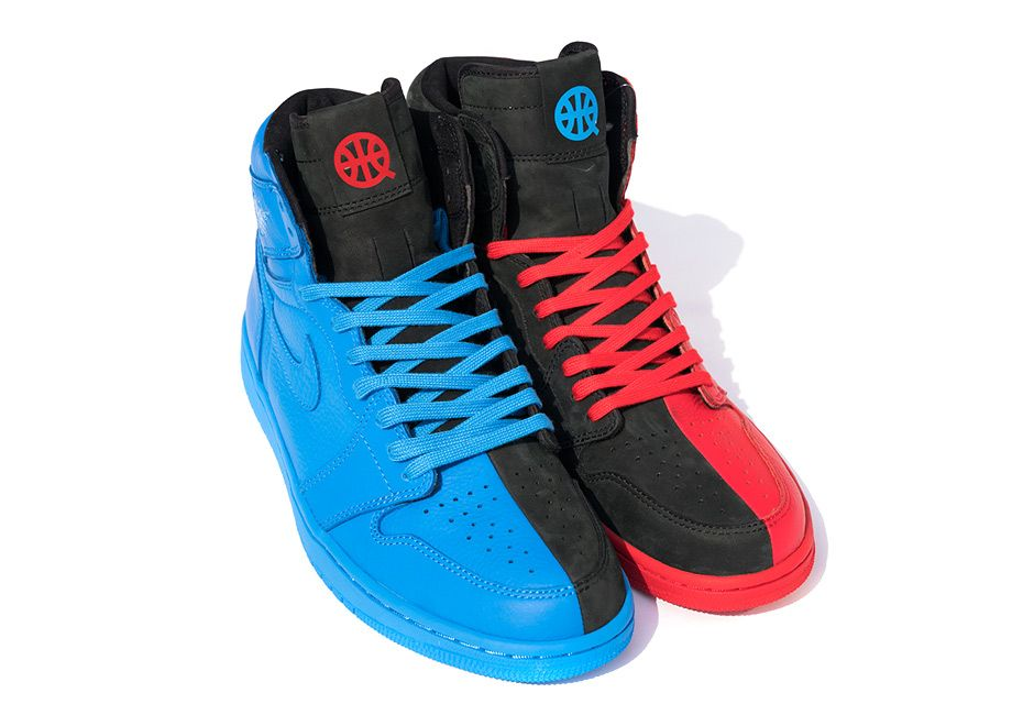 "sneakers  news Air Jordan 1 Retro High OG ""Quai 54"" For Friends And Family 4ab702b12"