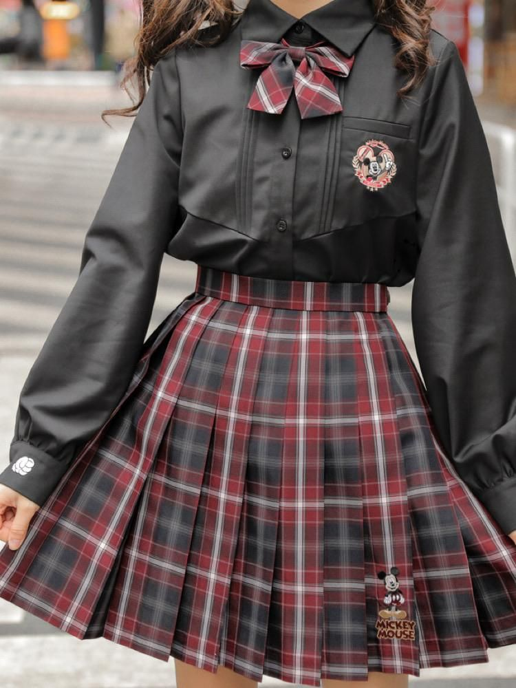 Gallery Mickey Mouse Jk Uniform Skirts is free HD wallpaper.