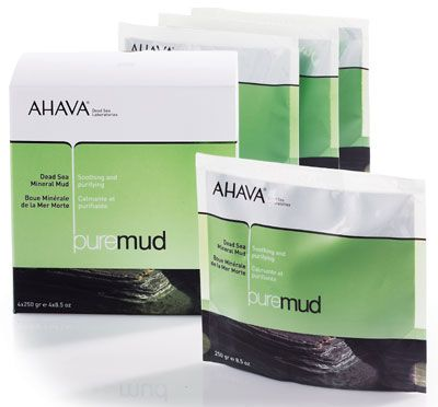 This winter, the secret to escaping these irritating aliments lies deep within the banks of the Dead Sea. AHAVA's Dead Sea Mineral Mud is a rich, nutritious body treatment that instantly invigorates dull, dry skin to reveal a radiant, healthy glo