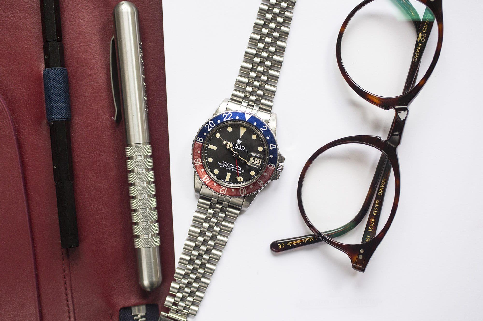 Rolex - GMT Master 1675 Jubilee Strap