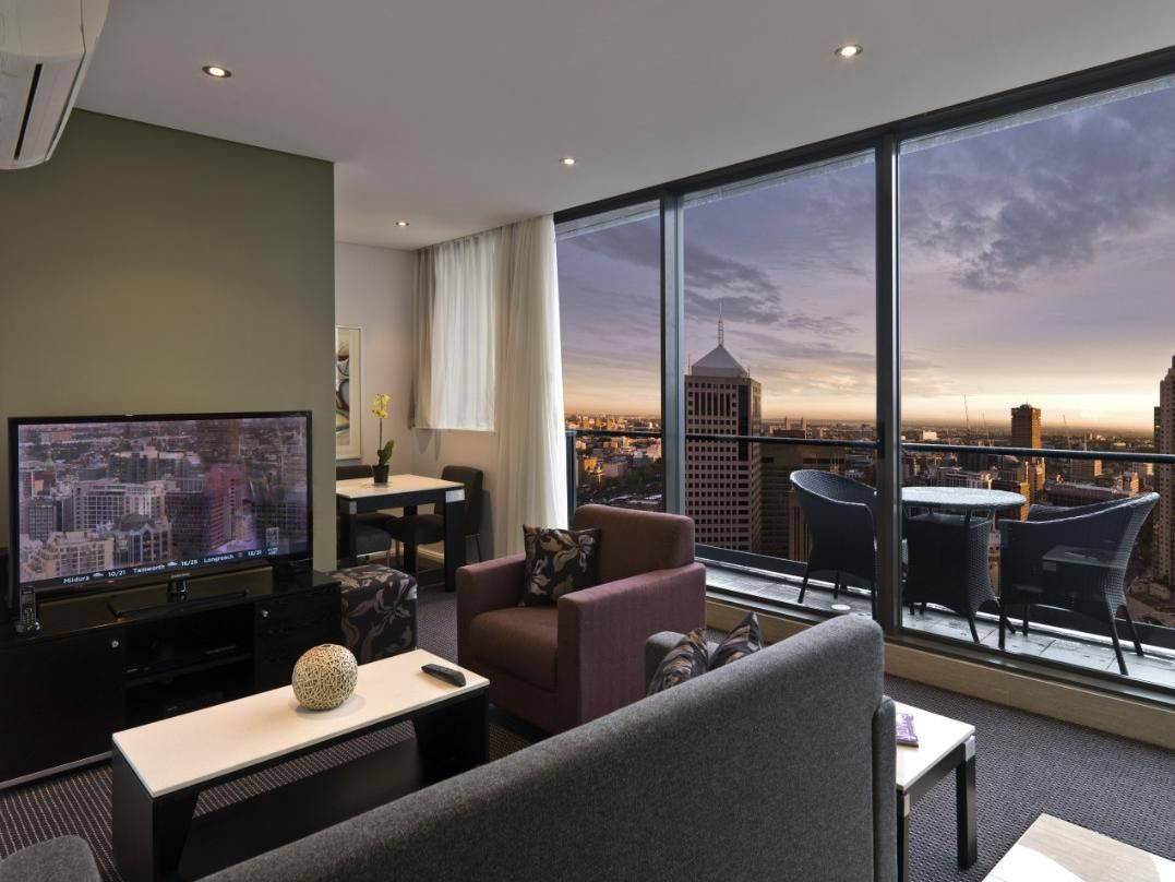 Meriton Serviced Apartments Campbell Street Sydney