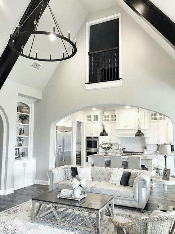pin von my info auf home decor looks pinterest wohnzimmergestaltung neue h user und wohnzimmer. Black Bedroom Furniture Sets. Home Design Ideas