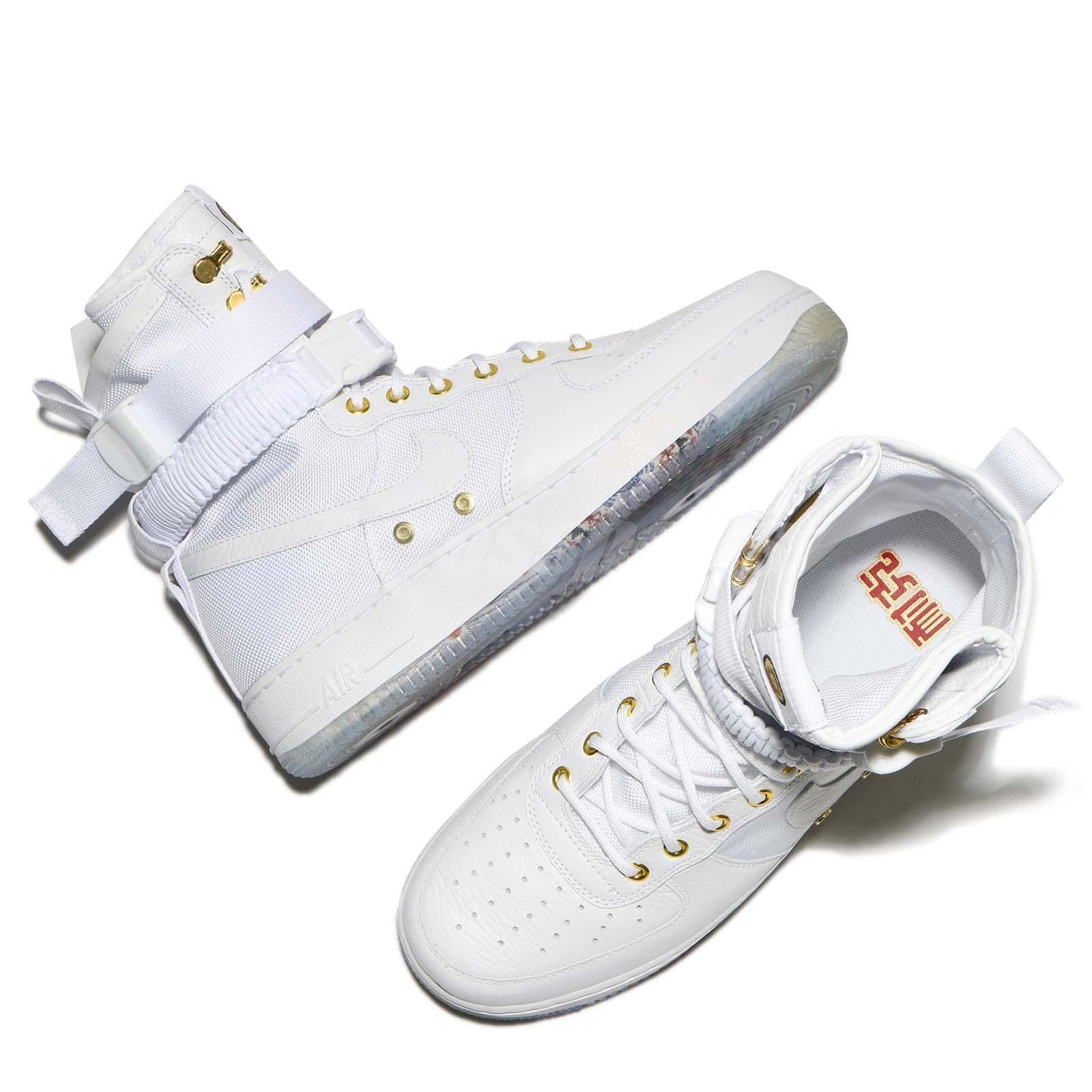 Nike SF AF1 Air Force 1 Special Field Velvet Brown Men Shoes Sneakers 864024 -203 0c80d08ba