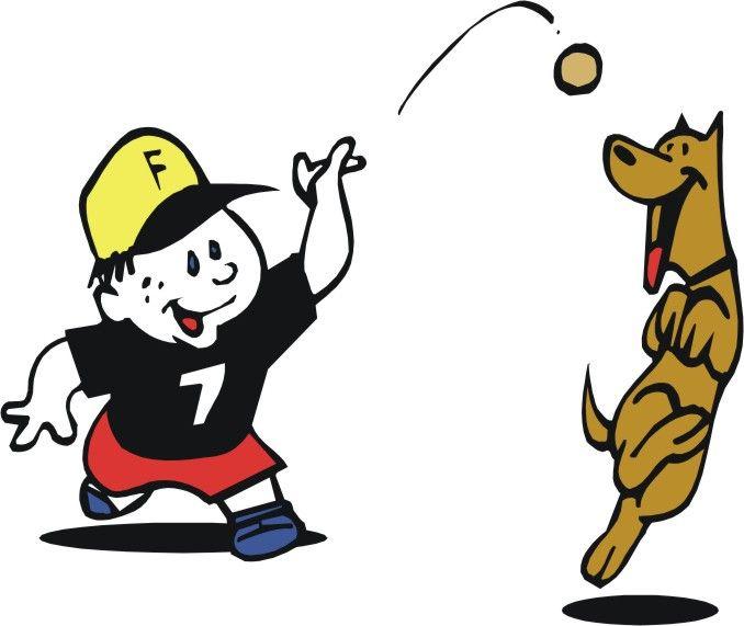 dog playing with boy httpwwwsearch best cartoon