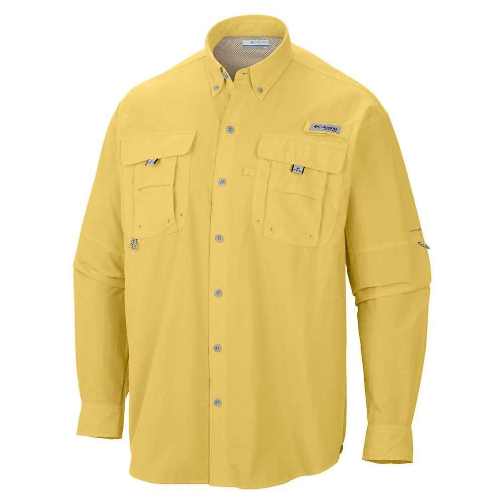 5d9b33c134a Columbia Men's Bahama II LS Shirt | Products | Shirts, Fishing ...