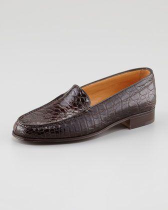fc0df07316a Crocodile Loafer