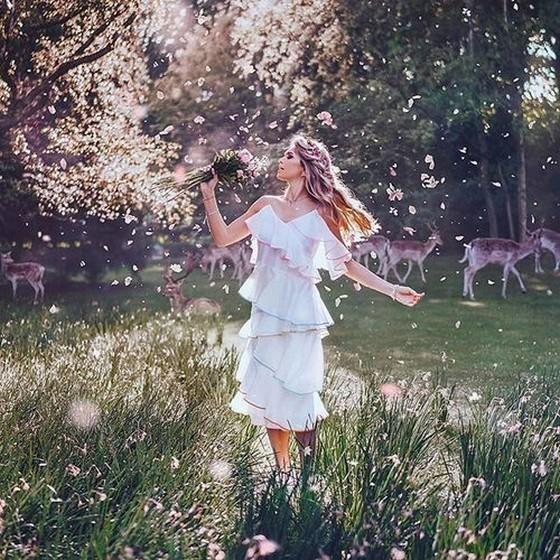 Inspiration: Primavera - Muitas flores...